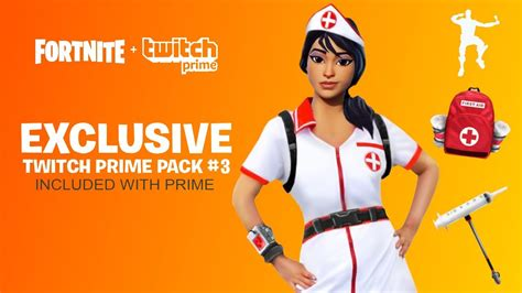 twitch prime pack  release date fortnite twitch