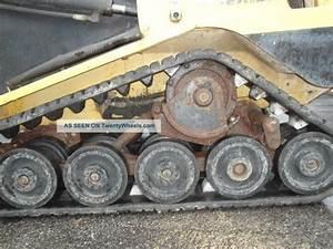 Asv Rc30 Skidsteer Track Loader