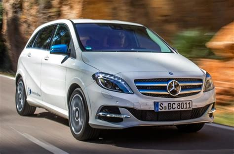 Mercedes-benz Planning Four Electric Models By 2020