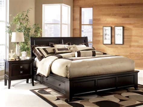 bedroom attractive  functional cal king storage bed