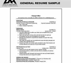 How To Make A Resume Free Sample 10 General Resume Templates Pdf Doc Free Premium
