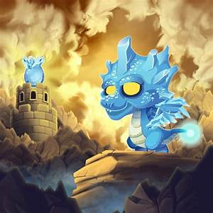 Cold Star Dragon Information In Dragon City