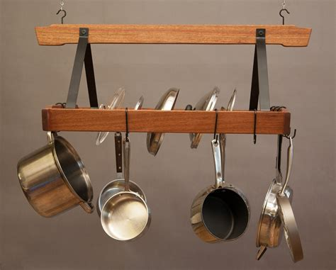 How To Hang Your Pot Rack