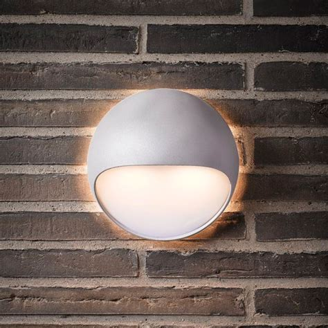 nordlux fuel led outdoor wall light white nordlux fuel led outdoor wall light white