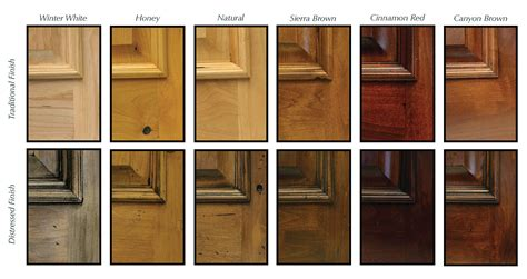 types of kitchen cabinet finishes custom cabinets custom woodwork and cabinet refacing