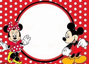 FREE-Printable-1st-Mickey-and-Minnie-Invitation – FREE