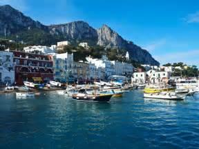 Isle Capri Italy
