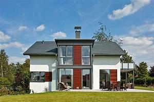 Anbau Einfamilienhaus Beispiele : kundenreferenz haus neubauer hausgalerie detailansicht ~ Lizthompson.info Haus und Dekorationen
