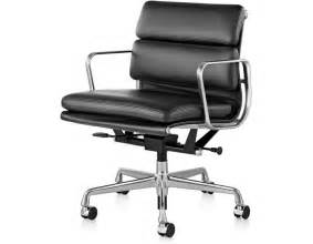 Eames Soft Pad Executive Chair by Eames 174 Soft Pad Group Management Chair Hivemodern Com