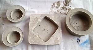 Formen Für Beton : beton gie en anleitung und tipps f r diy artikel wohncore ~ Markanthonyermac.com Haus und Dekorationen