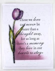 Condolence Message Sympathy Card