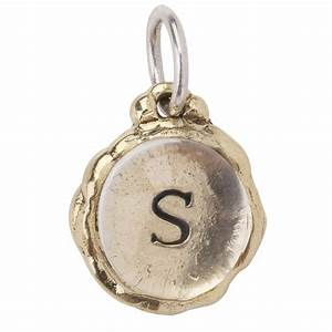 letter quotsquot intra insignia charm by waxing poetic With waxing poetic letter charms