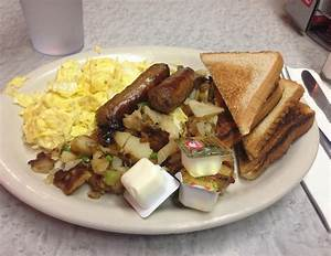American City Diner Breakfast Food Review - DC Outlook
