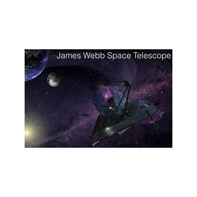 Hyperwall: James Webb Space Telescope