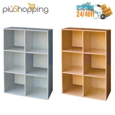 ebay librerie libreria cubi di design moderno librerie mensola mobile