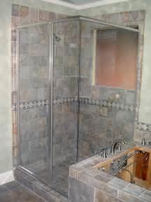Bathroom Shower Stalls Tile Ideas