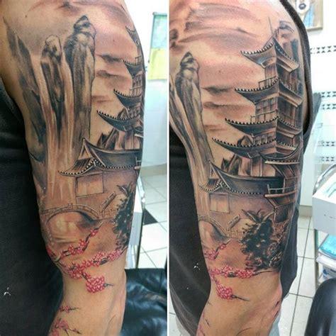 ideas  waterfall tattoo  pinterest