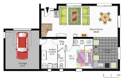 les cuisines modernes en algerie maison moderne de quatre chambres dé du plan de