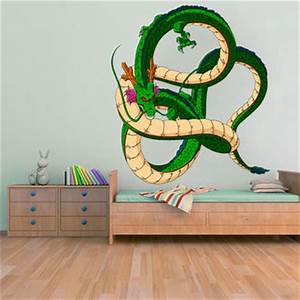 shop etsy dragon ball z on wanelo With cool dragon ball z wall decals