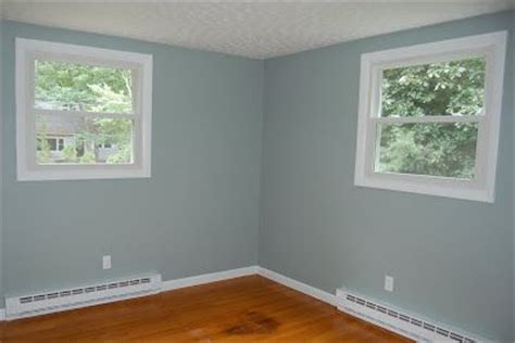 paint color is dusty miller by glidden love this color