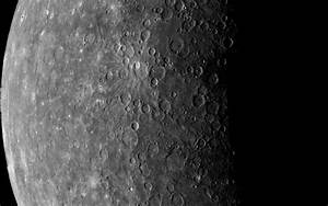 Mercury Planet White Background - Pics about space