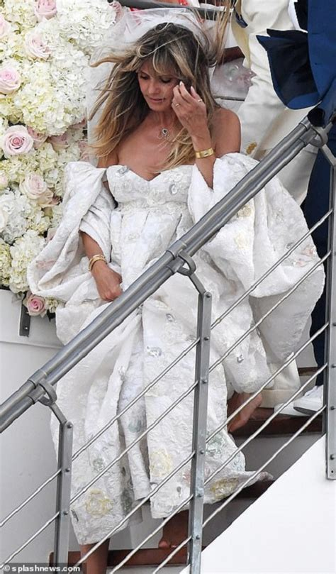 heidi klum  tom kaulitz  married    time