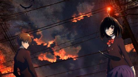 Another Anime Hd Wallpaper - another anime misaki mei anime wallpapers hd