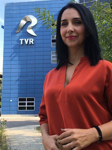 Jurnalista Emma Zeicescu De La Realitatea Tv La Tvr La