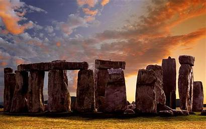 Stonehenge England Salisbury Plain Wallpapers Windows Desktop