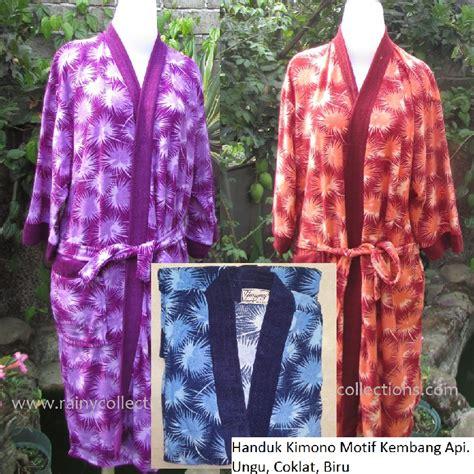 Thank you for trusting kimono handuk. Rainy Collections: Handuk Kimono Motif Dewasa