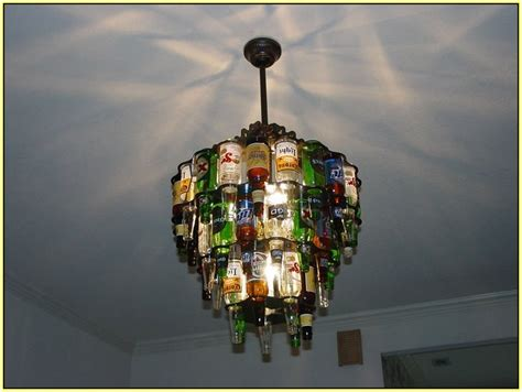 Beer Bottle Chandelier Kit