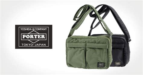 porter yoshida  tanker shoulder bag  listed  groupon great deals singapore