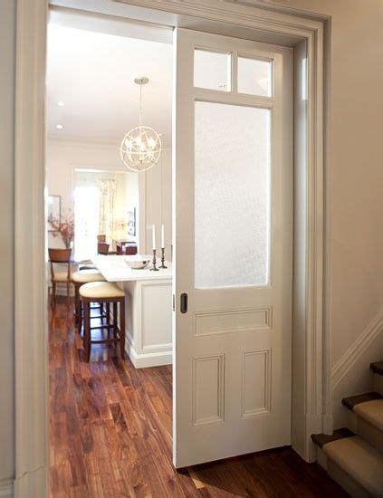 Pocket Closet Door by Pair Of Pocket Doors With Windows Master Closets Toilet