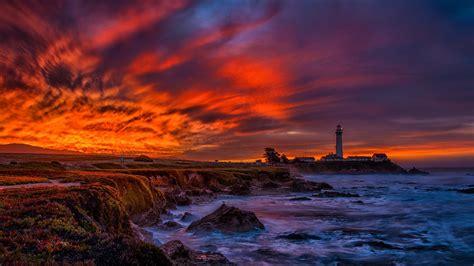 pigeon point lighthouse santa cruz big sur pacific coast