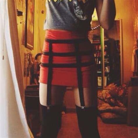 pretygirlygirl intimates sleepwear elastic garter