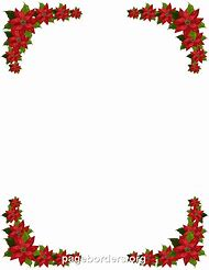 free christmas page borders clip art - Christmas Borders Free