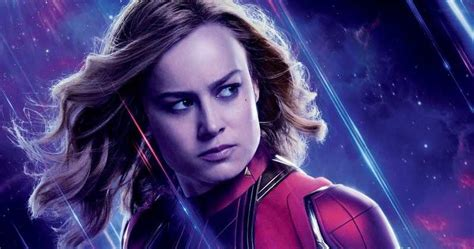 Captain Marvel New Look Avengers Endgame Explained