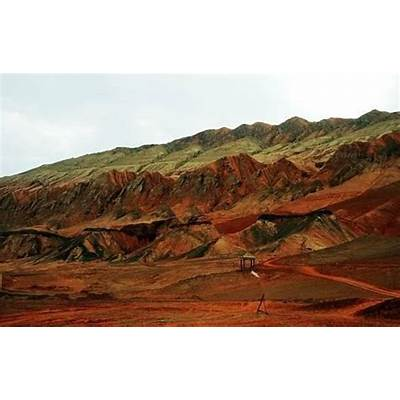 Photo Image & Picture of Turpan Depression Mountian