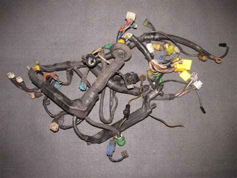 Loom Wiring For 89 Dodge Truck by 85 86 87 88 89 Toyota Mr2 Oem 4age Engine Wiring Harness