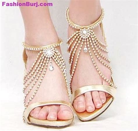 Indian Bridal Wedding Shoes