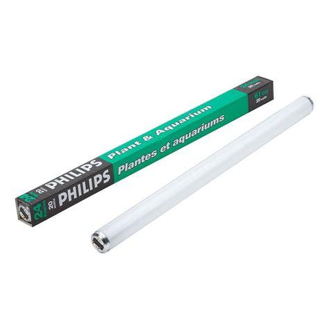 home depot neon lights philips 2 ft t12 20 watt plant and aquarium linear