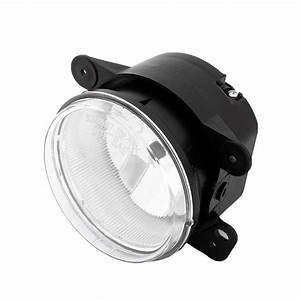 For 2011 2012 2013 2014 Dodge Charger Clear Fog Light