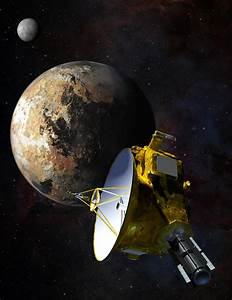 NASA New Horizons Mission: Spacecraft Sent Final Pieces Of ...
