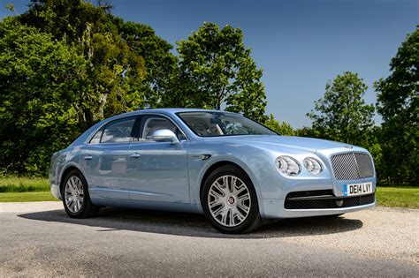 2018 Bentley Flying Spur V8 Quick Spin Photo Gallery