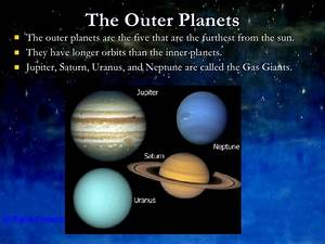 First Planet Outer Planets - Pics about space