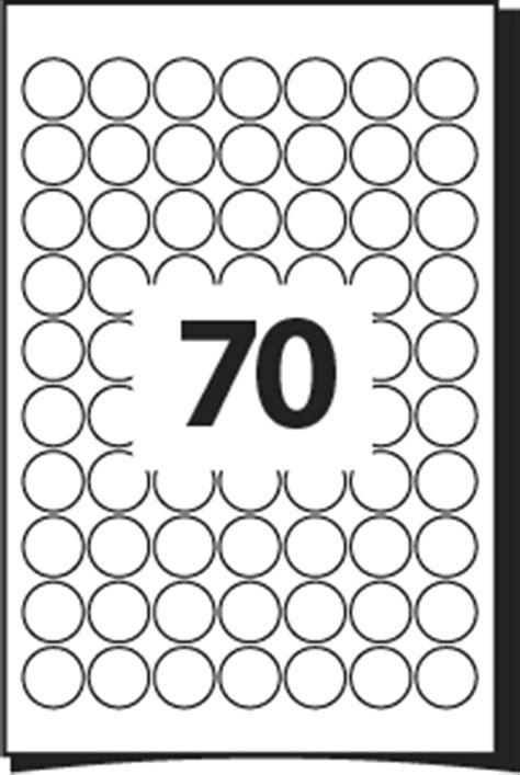 circular labels template  labels