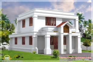 indian home interiors pictures low budget flat roof indian home elevation 1630 sq ft