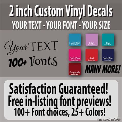 custom vinyl lettering decals 2 in custom vinyl lettering text vinyl wall decal window