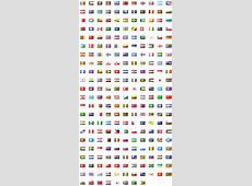 Flags Powerpoint coming soon