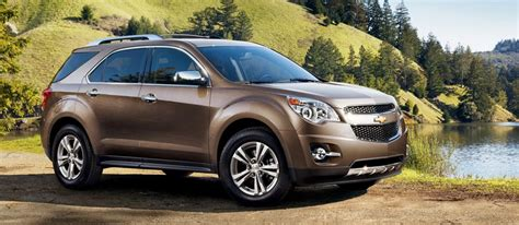 Top 10 Best Gas Mileage Suv by Chevy Equinox Woot Woot I Got My New Suv Happy
